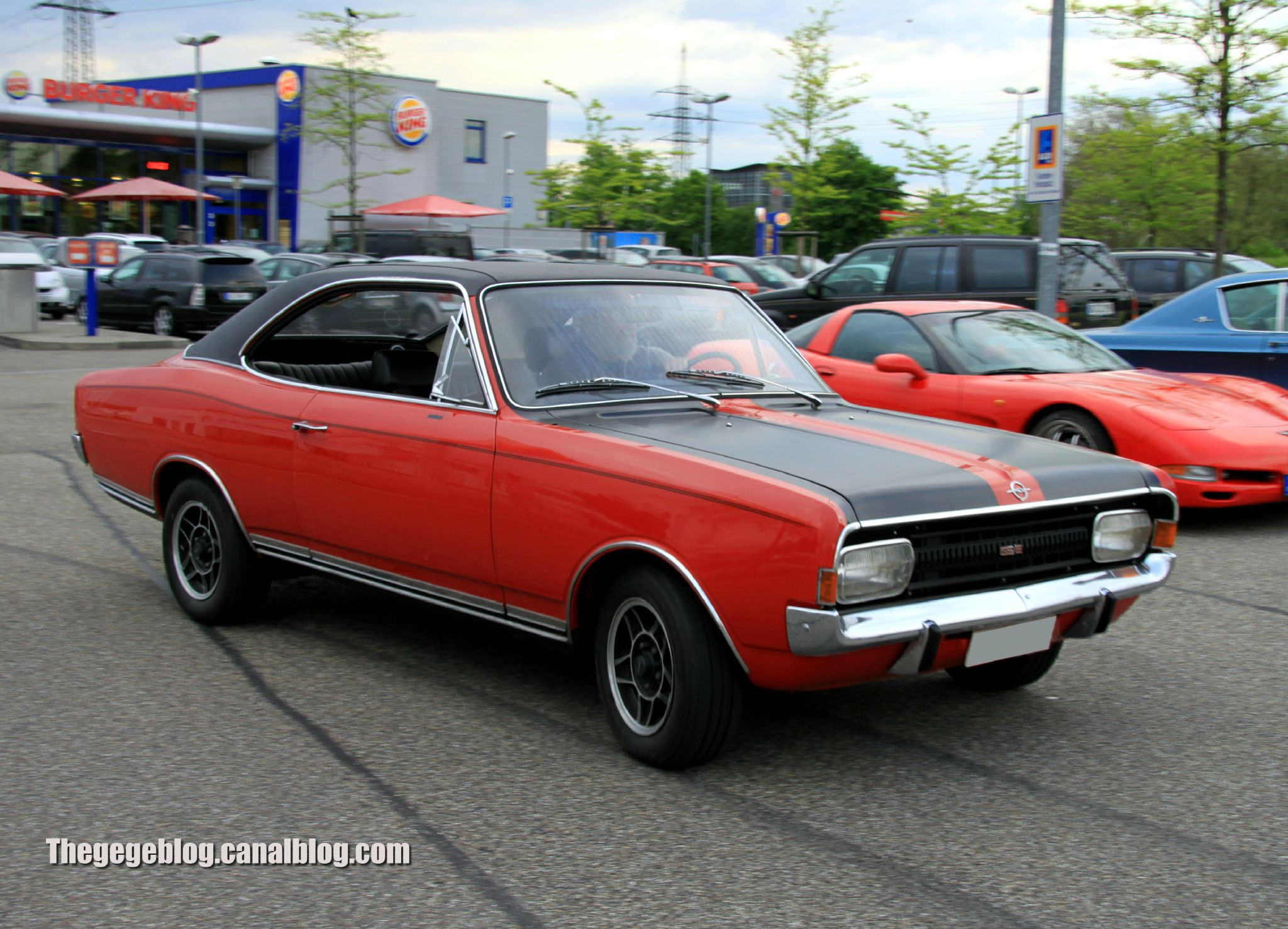 1972 Opel Commodore #13