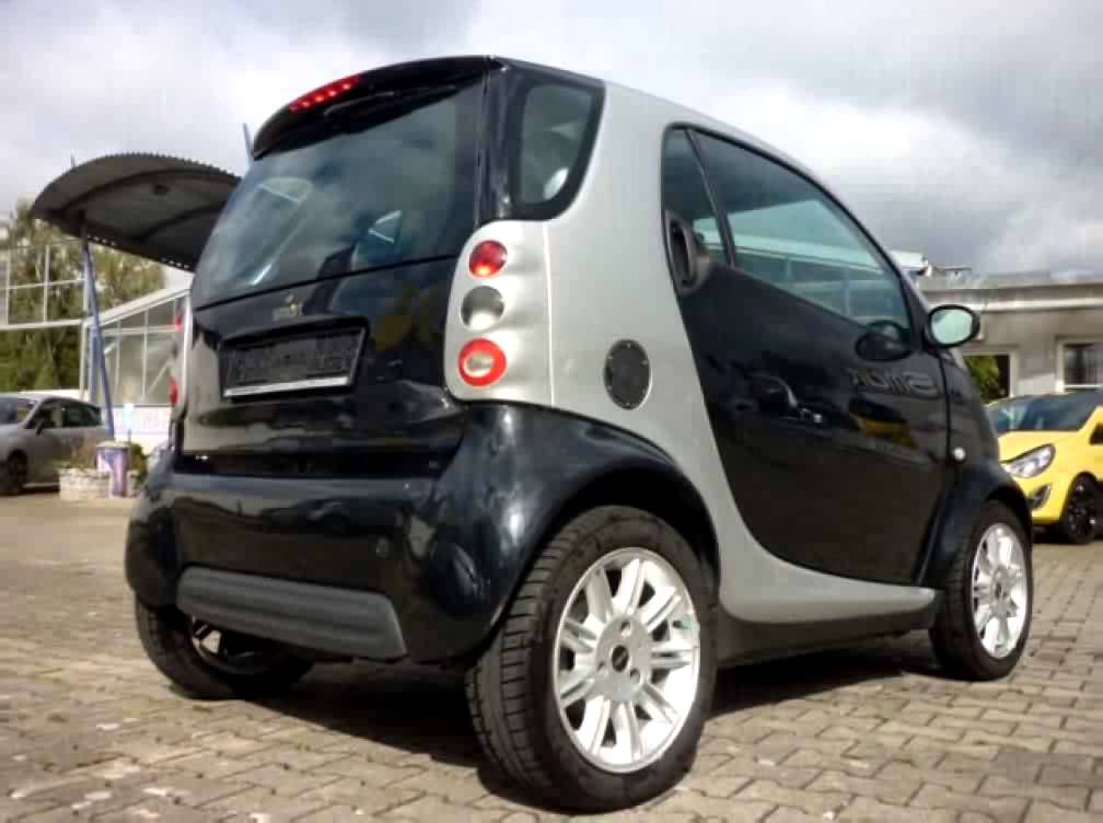 2001 Smart ForFour #8