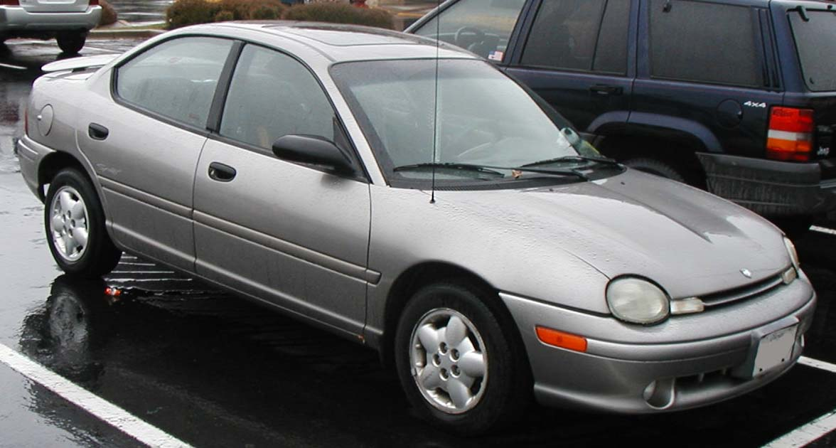 1998 Chrysler Neon #5