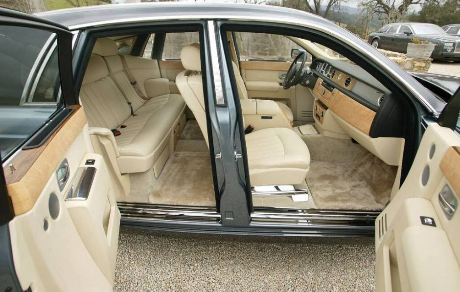 2004 Rolls royce Phantom #16