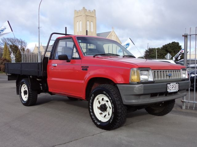 1988 Ford Courier #6