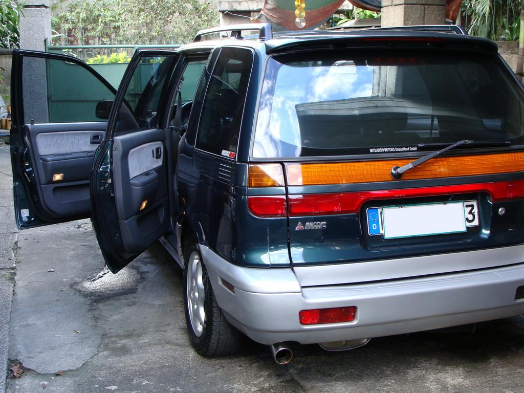 1993 Mitsubishi Space Wagon #9