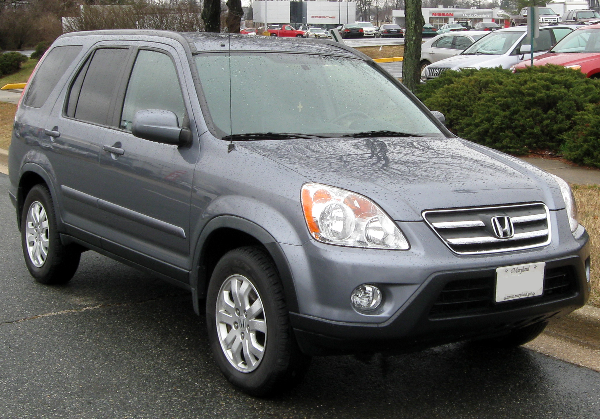 2002 Honda Cr V Photos Informations Articles Wire Harness 10