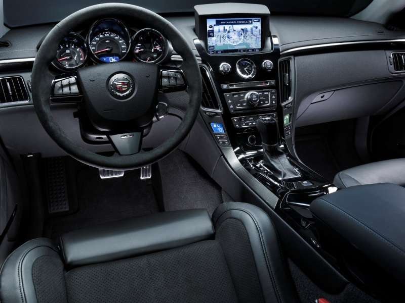 2015 Cadillac Cts-v Coupe #13