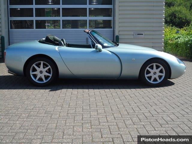 1999 TVR Griffith #9