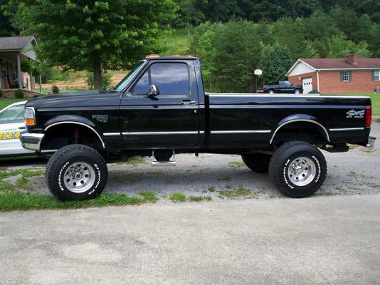 1996 Ford F-250 #2