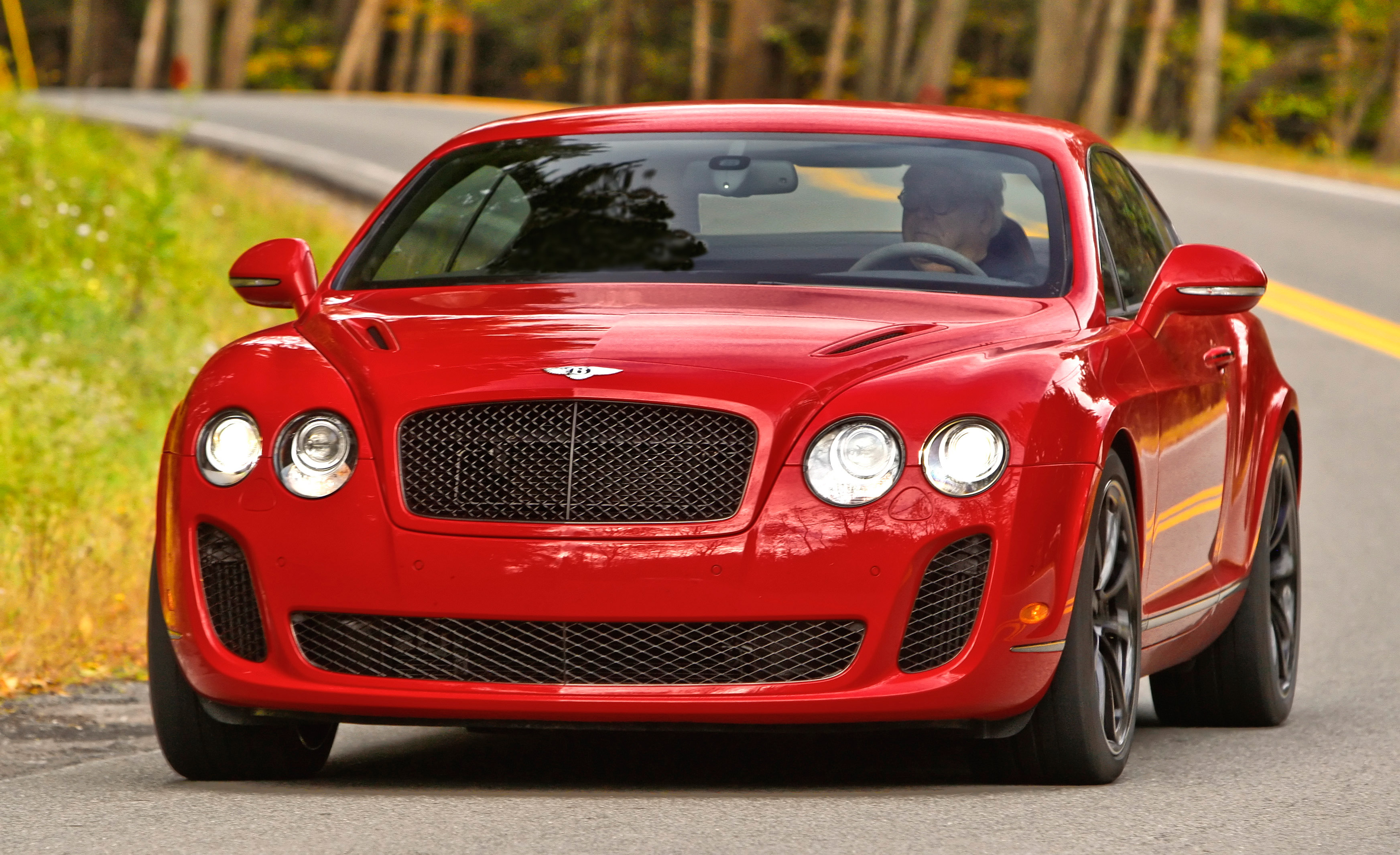 2010 Bentley Continental Supersports #10