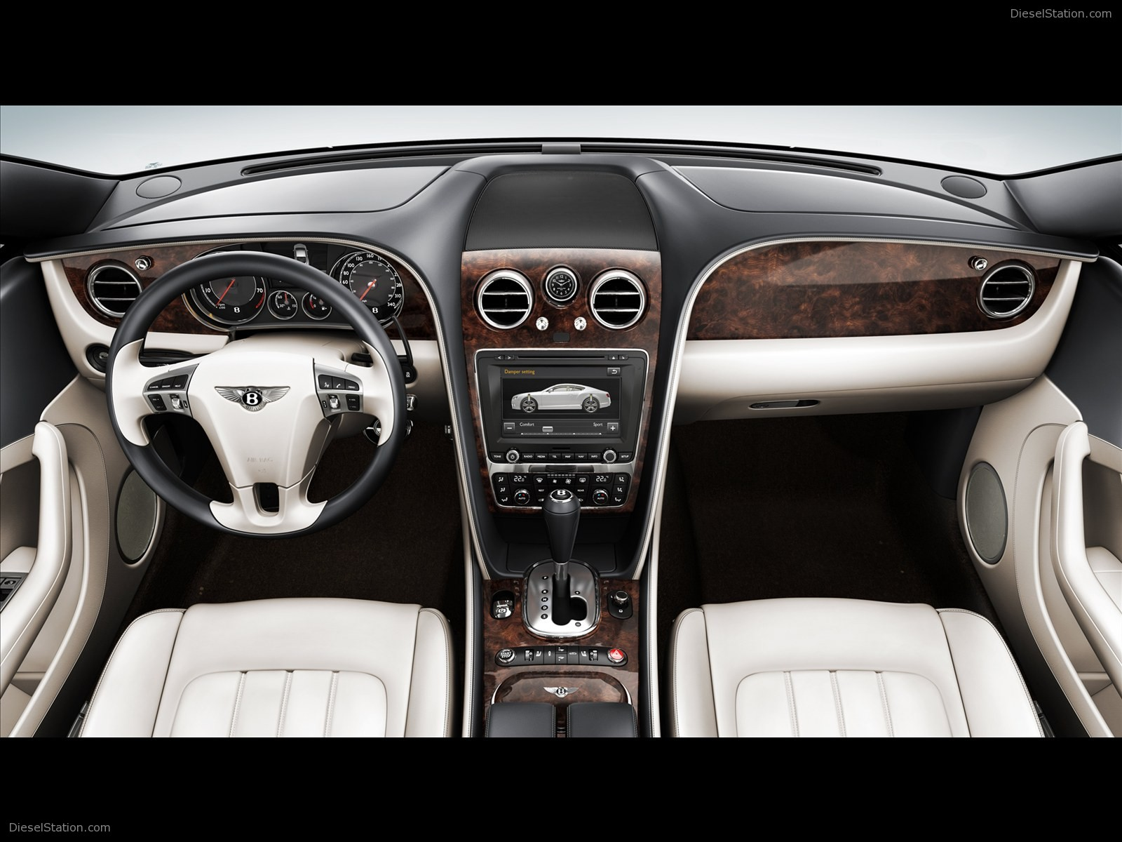 2012 Bentley Continental Gt #16