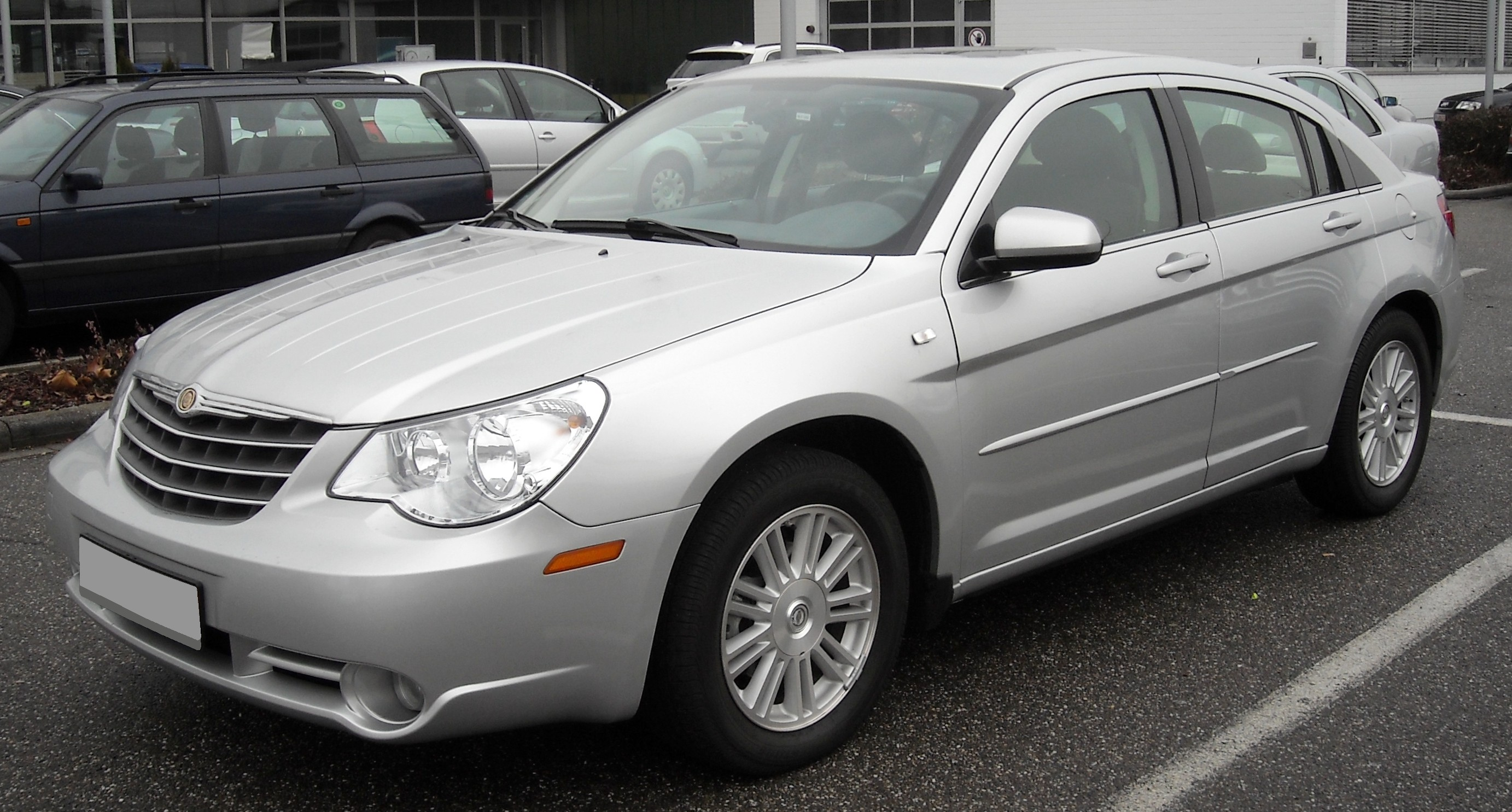 2009 Chrysler Sebring #2