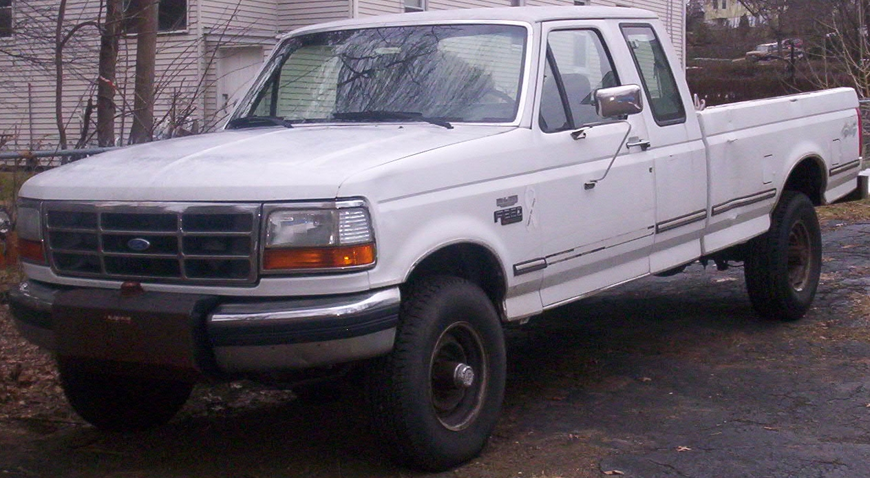 1992 Ford F-250 #6