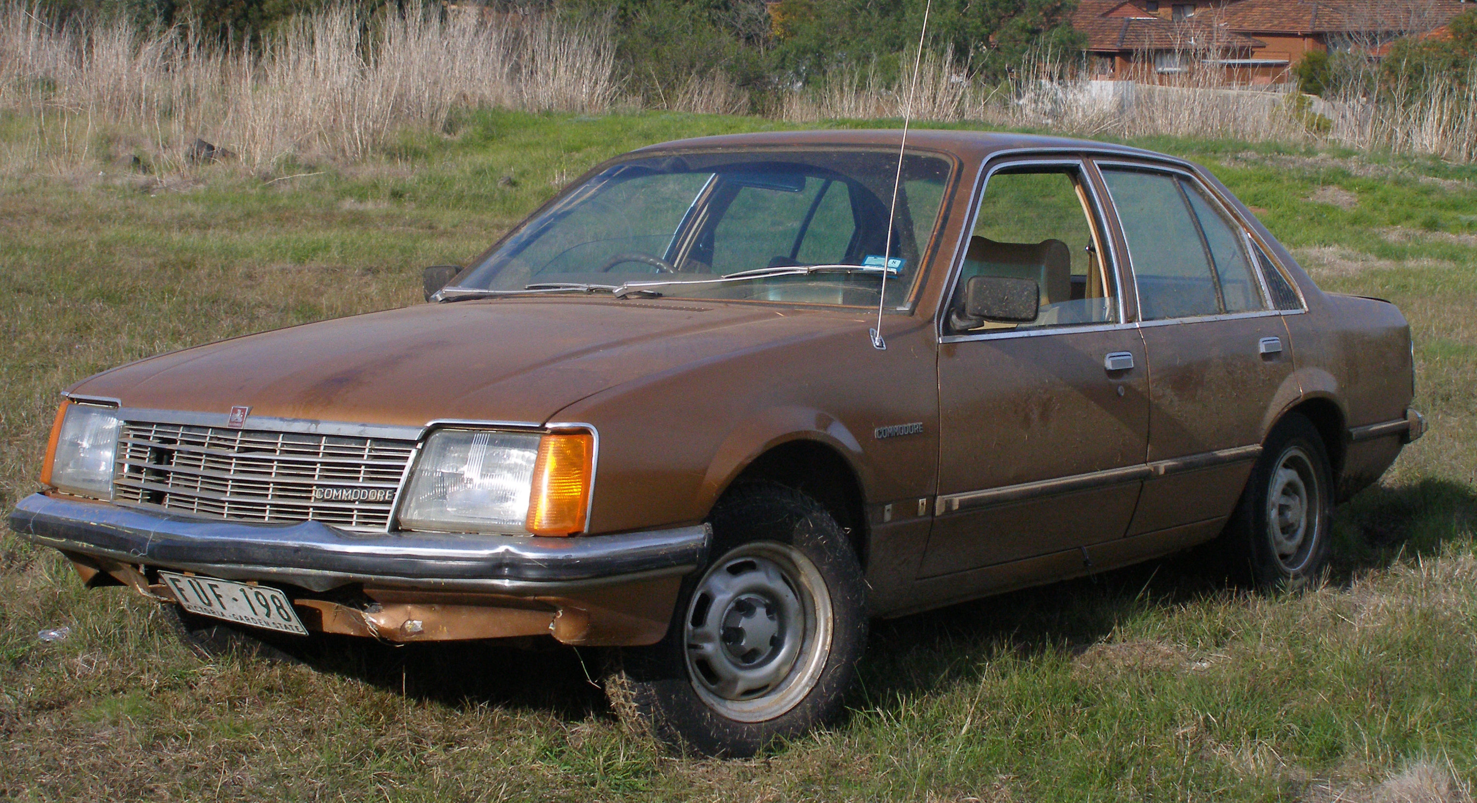 1980 Holden Commodore #2