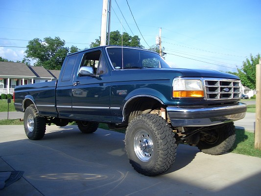1995 Ford F-250 #14
