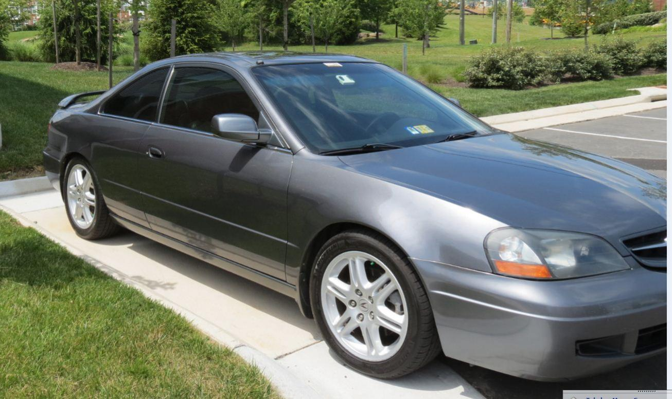 2003 acura cl photos informations articles. Black Bedroom Furniture Sets. Home Design Ideas