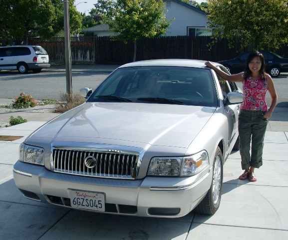 2009 Mercury Grand Marquis #8