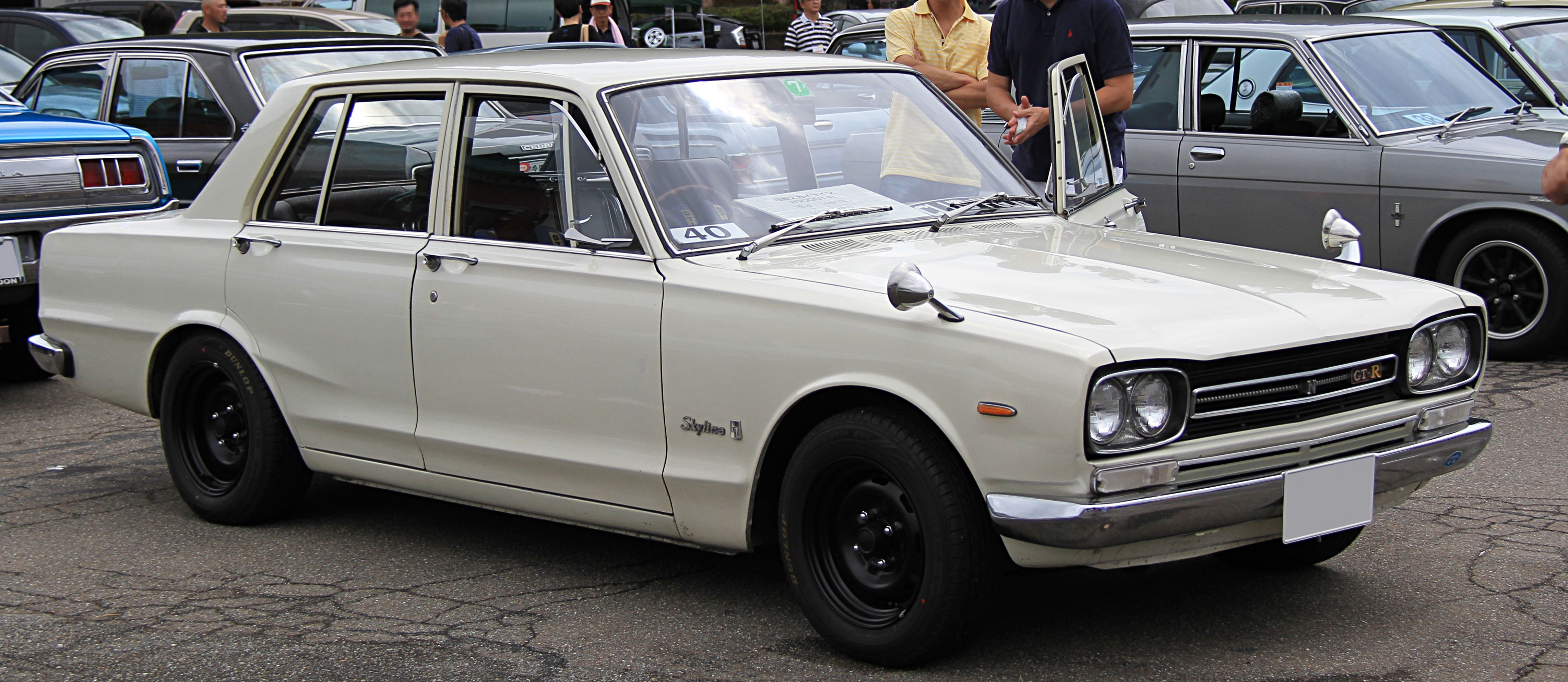 1969 Nissan Skyline Photos Informations Articles