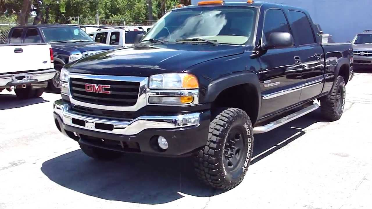 2006 GMC Sierra 2500hd #4