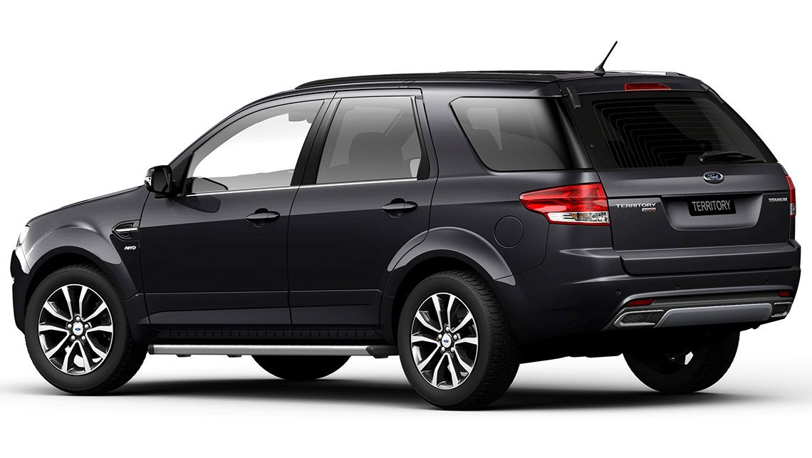 Ford Territory #5