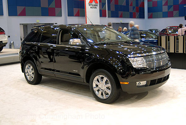 2007 Lincoln Mkx #11