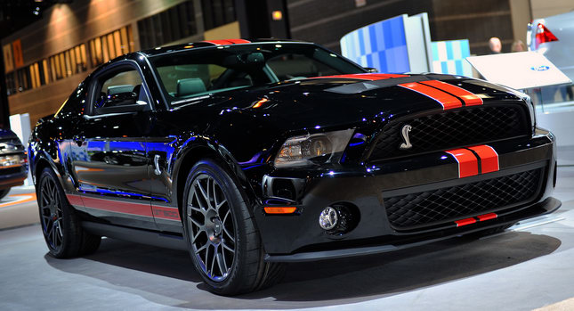 2011 Ford Shelby GT 500 #9