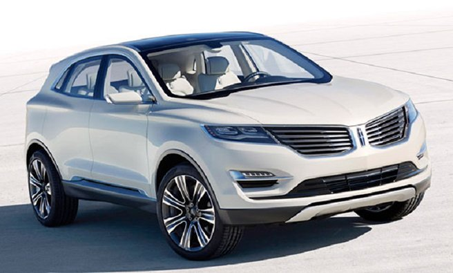 2015 Lincoln Mkx #5