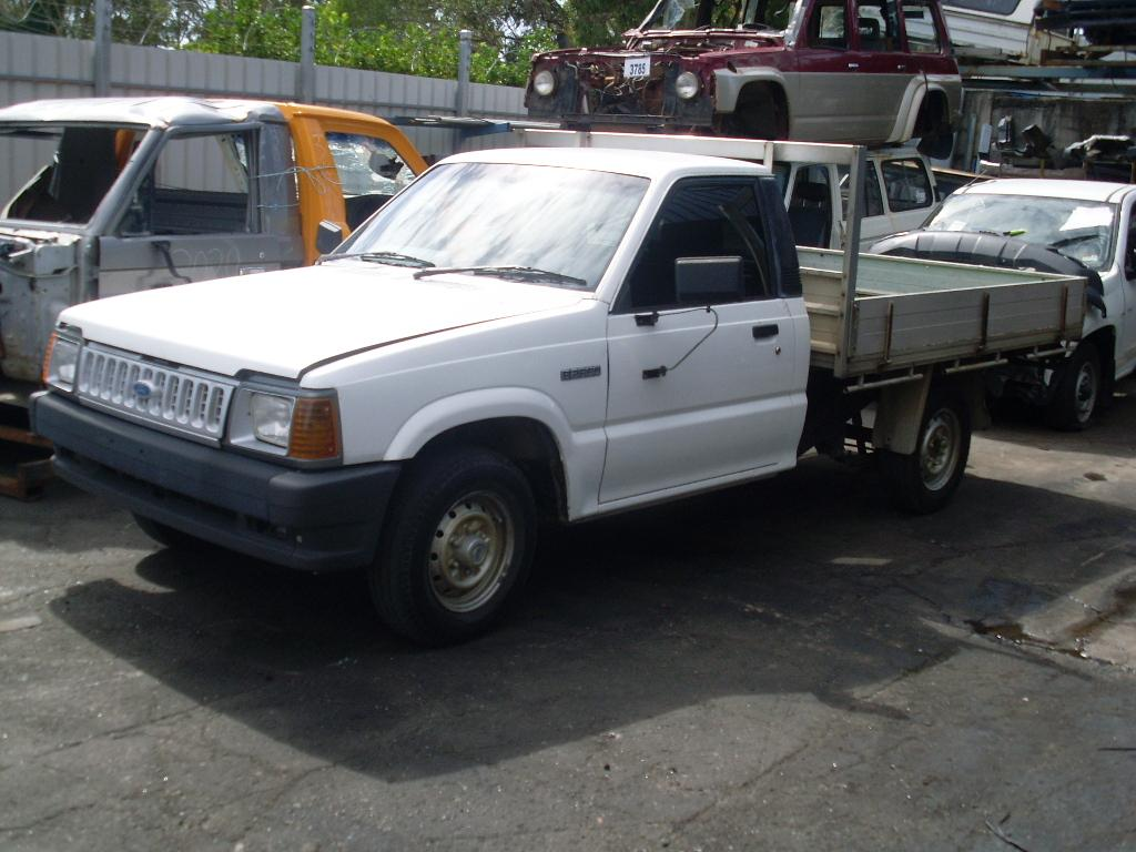 1991 Ford Courier #6