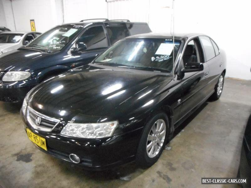 2003 Holden Berlina #16