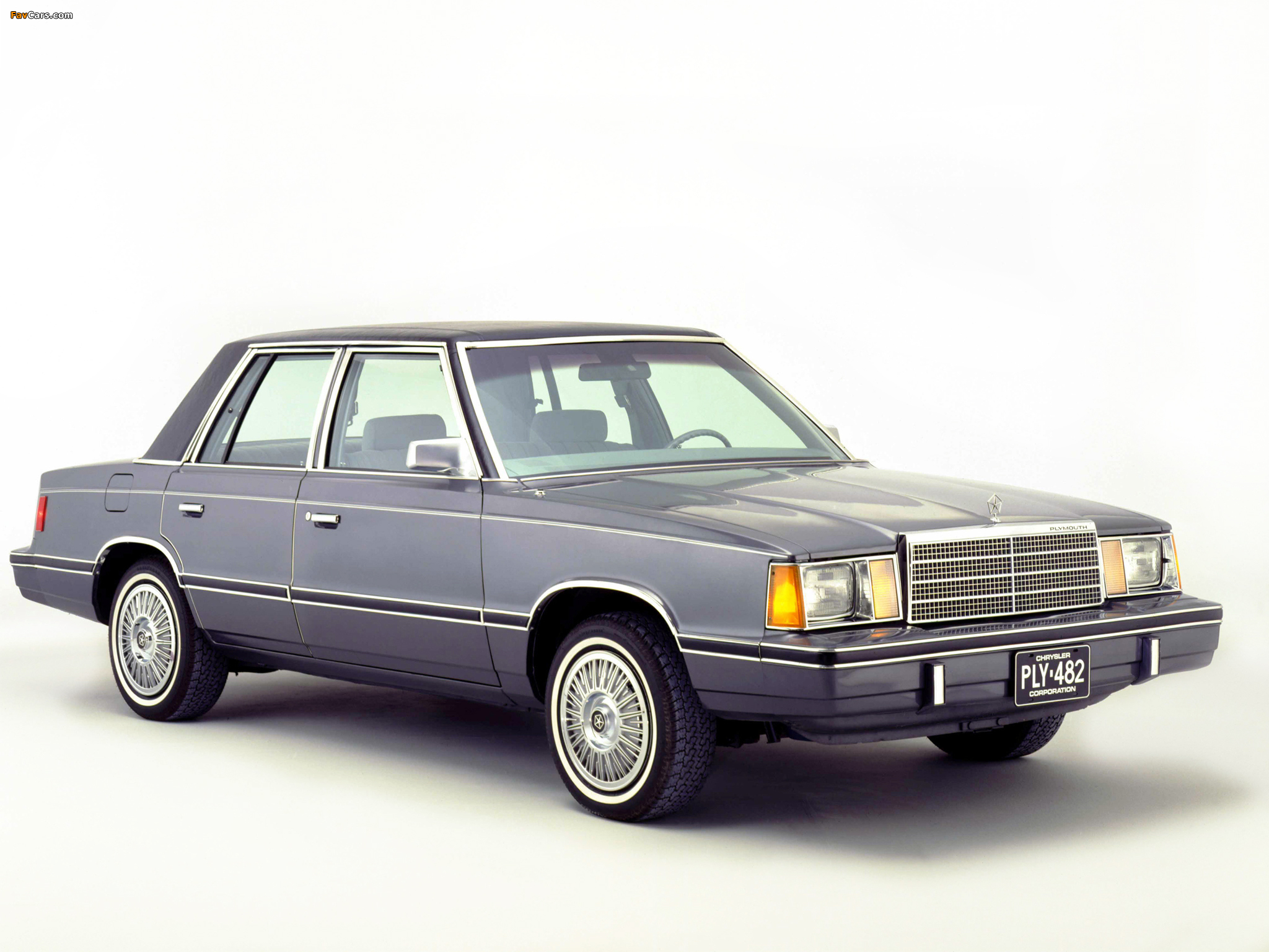 1981 Plymouth Reliant #14
