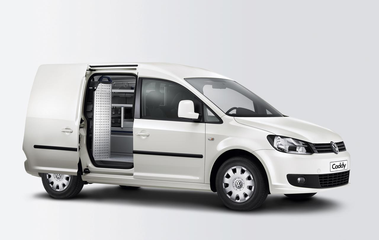 2012 Volkswagen Caddy #3