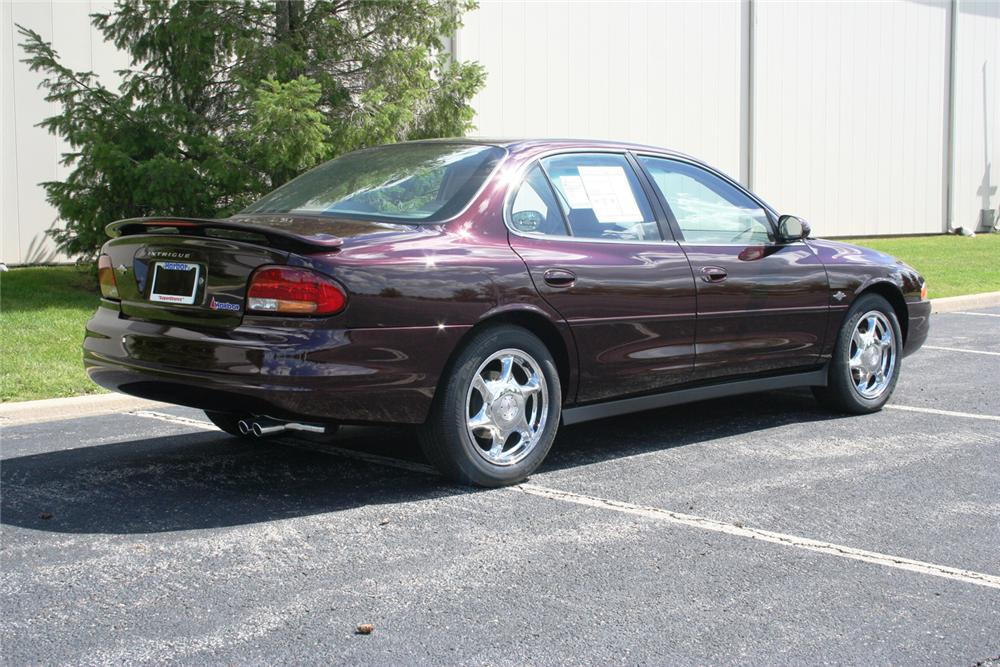 2002 Oldsmobile Intrigue #8