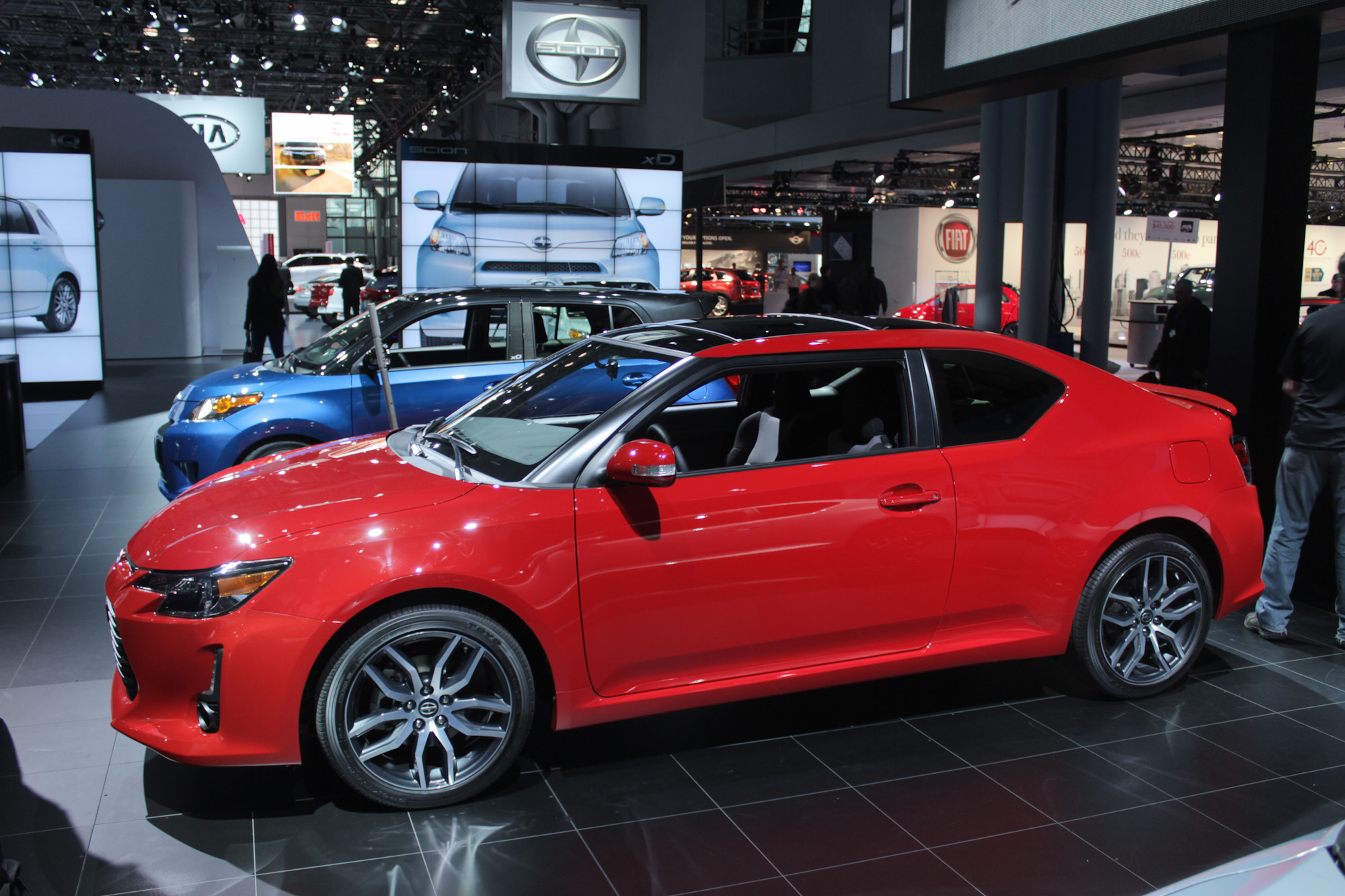 2015 Scion Tc #7