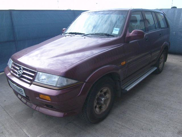 1999 Ssangyong Musso #12