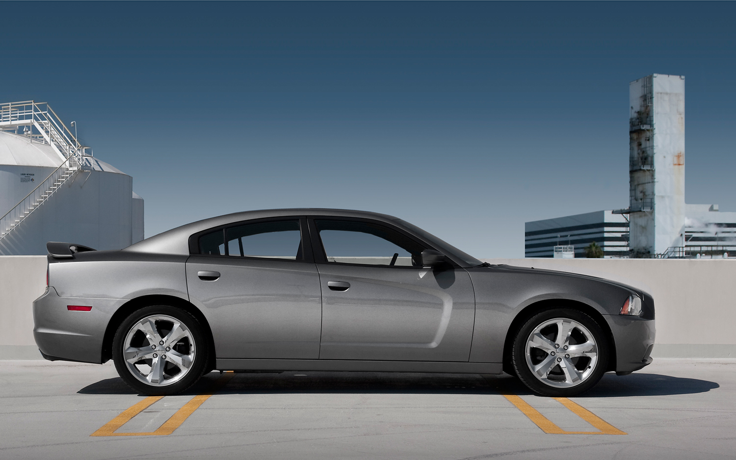 2012 Dodge Charger #5