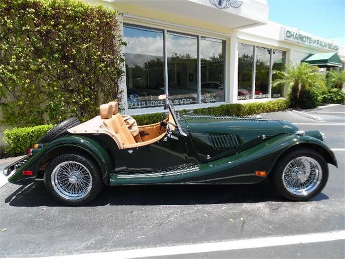 1998 Morgan Plus 4 #5