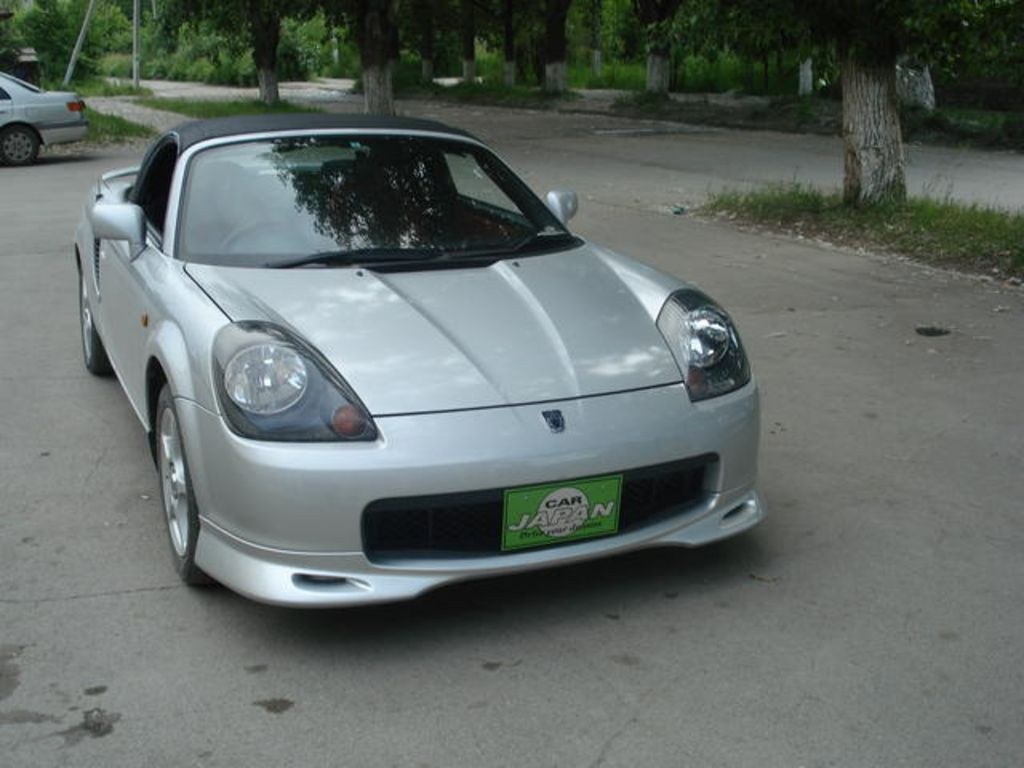 1999 Toyota MR-S #8