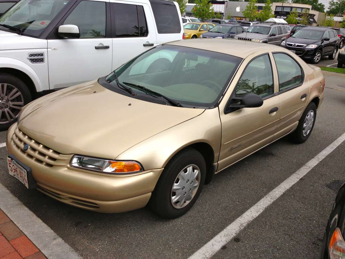 1998 Plymouth Breeze #7