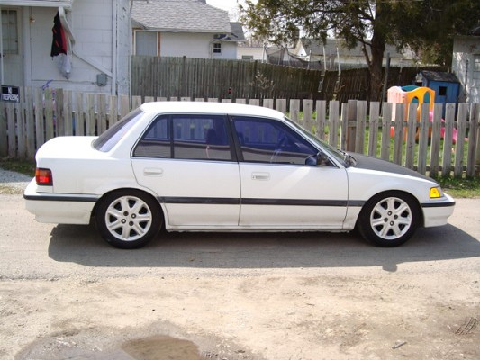 1990 Honda Civic #15