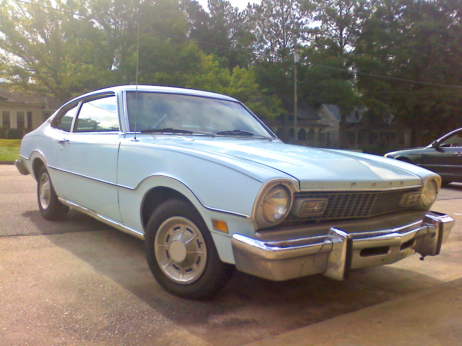 1975 Ford Maverick #3