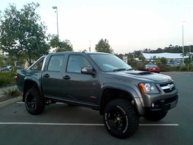 2009 Holden Colorado #5