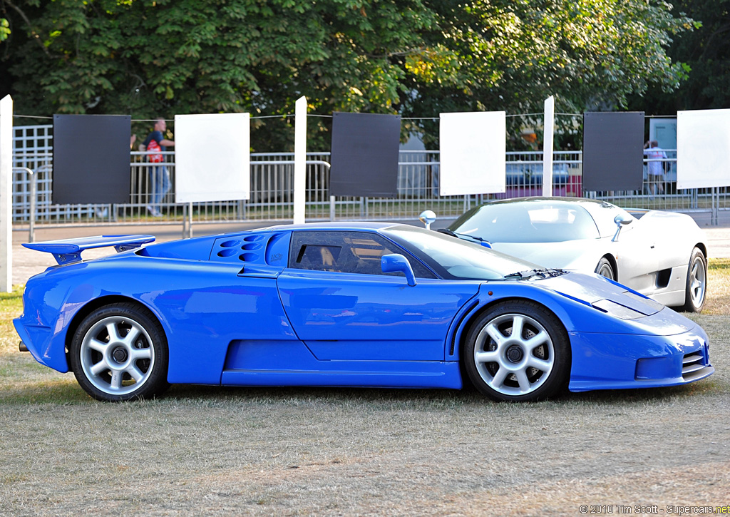 1992 bugatti eb 110 photos informations articles. Black Bedroom Furniture Sets. Home Design Ideas