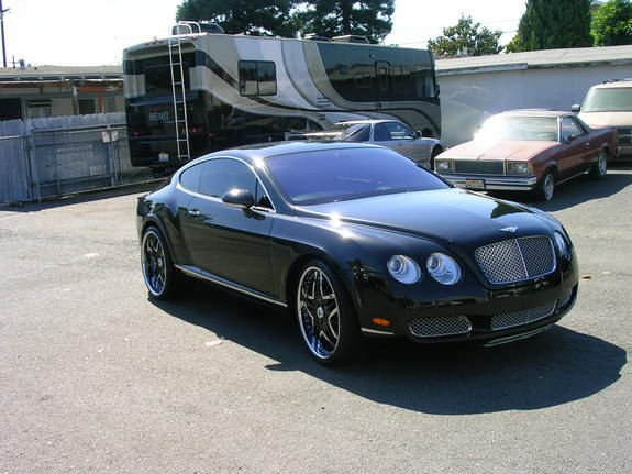 2006 Bentley Continental Gt #10