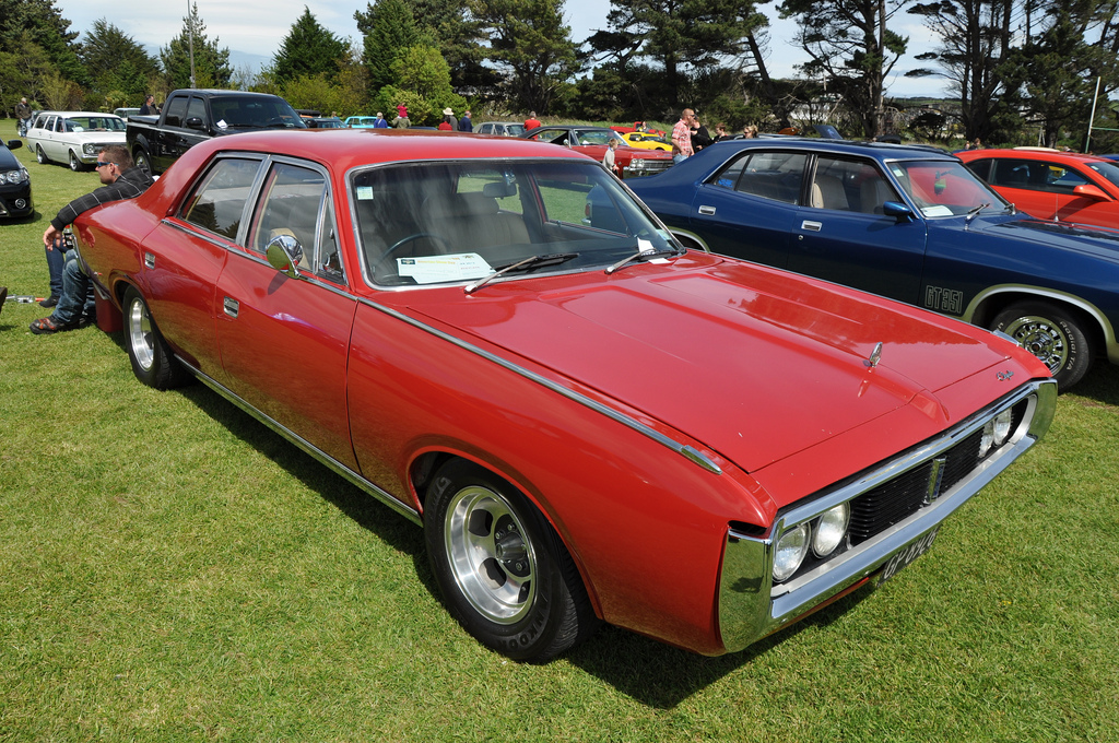 1973 Chrysler Valiant #11