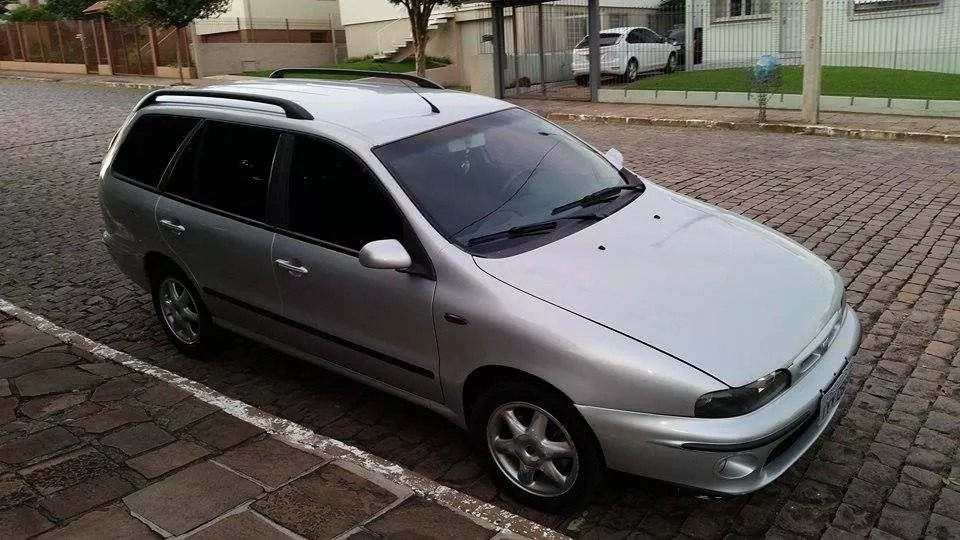 2005 Fiat Marea Weekend #7