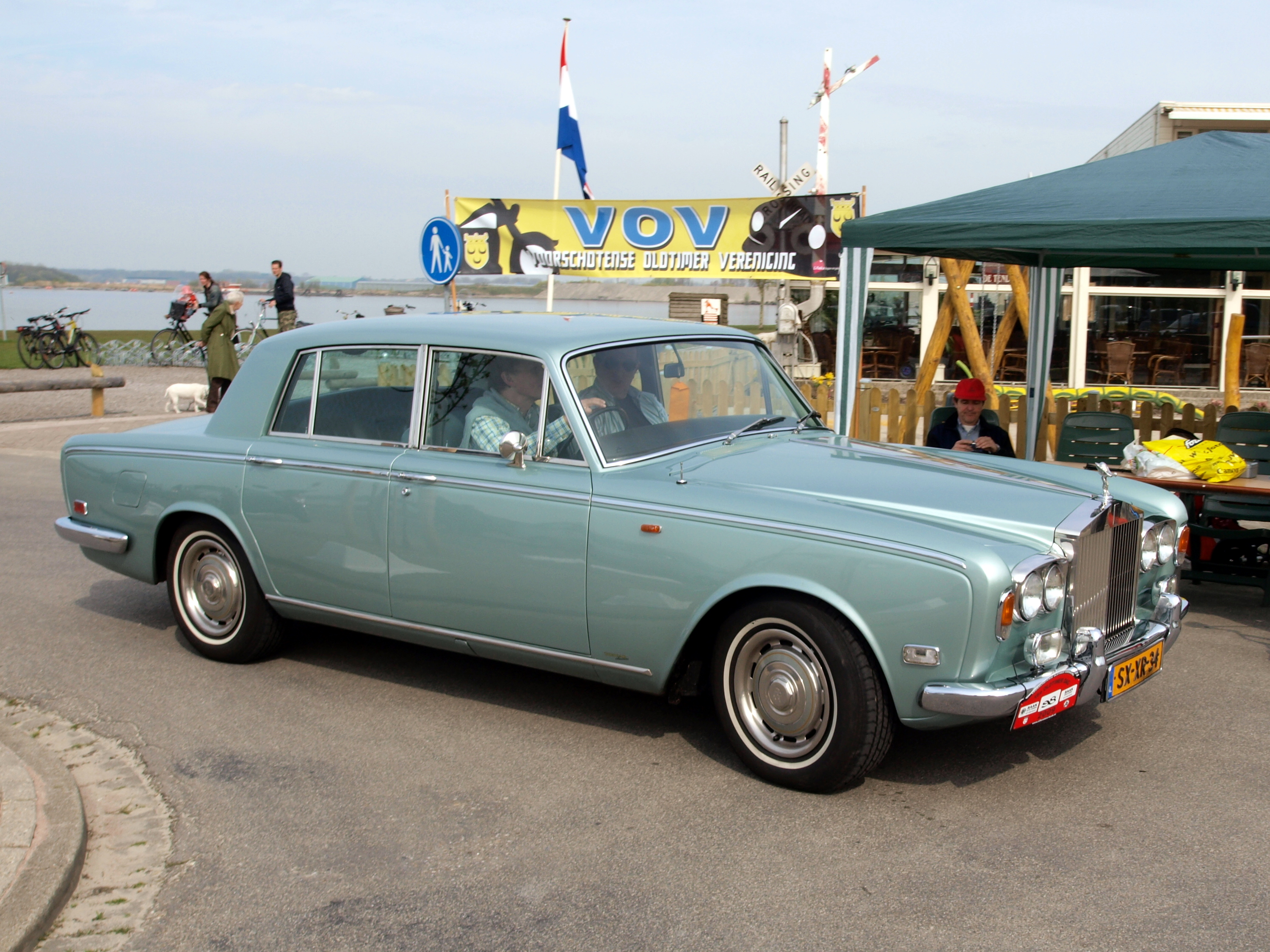 1973 Rolls royce Silver Shadow #2