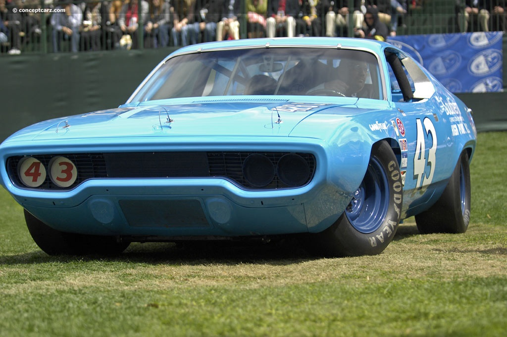 1971 Plymouth Road Runner #15