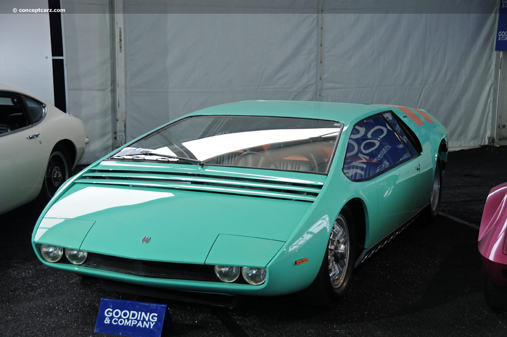 Bizzarrini Manta #14