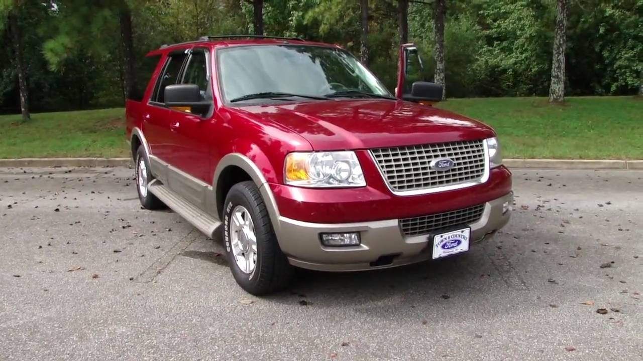 2004 Ford Expedition #10
