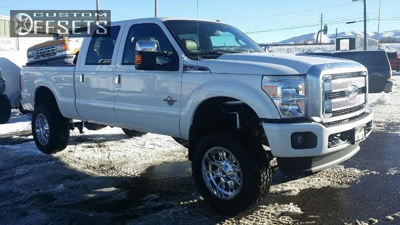 2014 Ford F-250 Super Duty #16