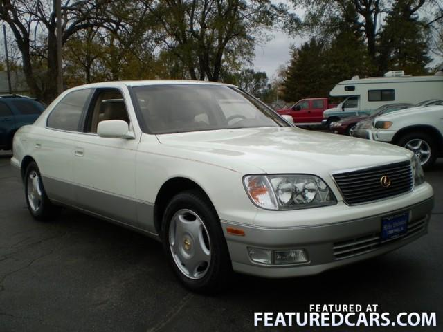 1998 Lexus Ls 400 Photos Informations Articles Bestcarmag Com