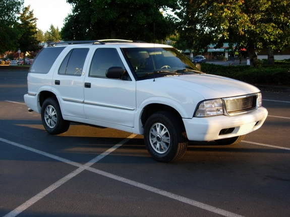 2000 GMC Jimmy #8