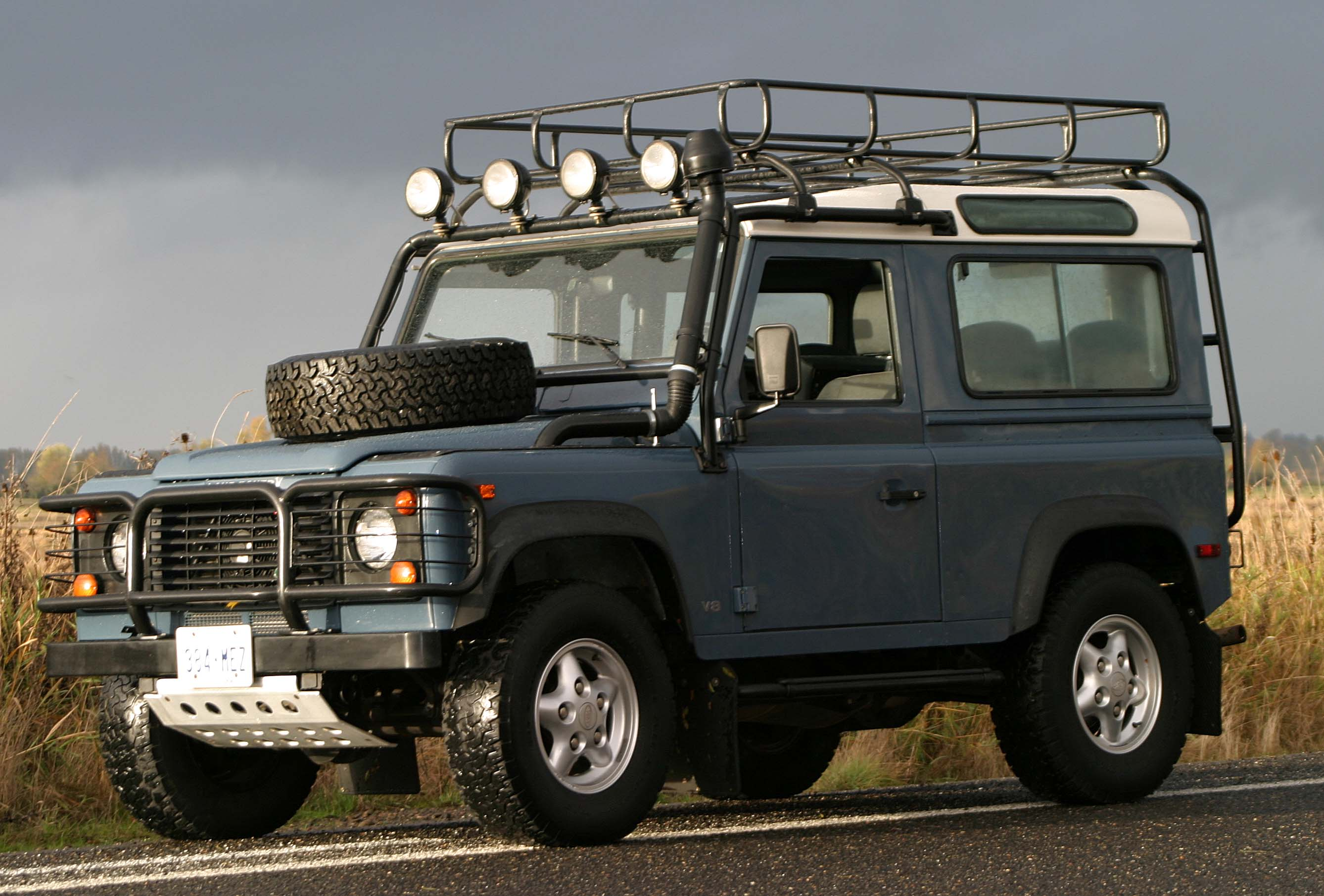 Land Rover Defender #1